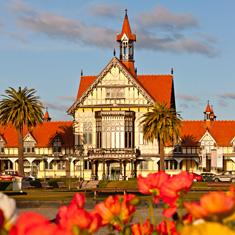 Rotorua Museum - Art, Culture, Heritage: Rotorua history, Maori culture and traditions