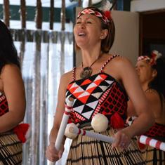 Whakarewarewa Maori Cultural Performance